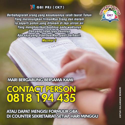 Contact GBA